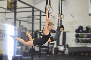 Holy City CrossFit Rings